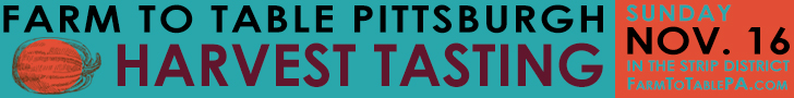 2014 Pittsburgh Harvest Tasting