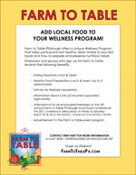 Healthy Eating Corporate Wellness Program