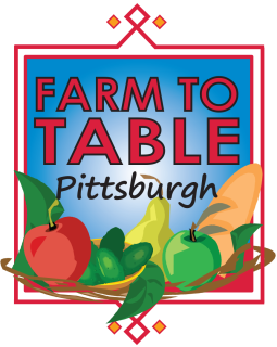 Farm to Table Pittsburgh Local Food Logo