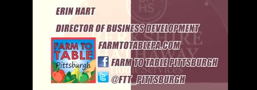 Farm to Table: Who we are