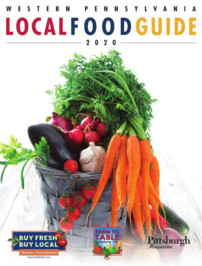Buy Fresh Buy Local - Pittsburgh Local Food Guide